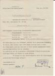 Dienstvertrag, 1947