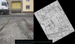 ZZ-eisenbahnzufahrt