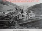 Gaskraftwerk 1925 vom Schlackekegel aus