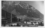 Hochöfen+Schlackenkegel um 1937