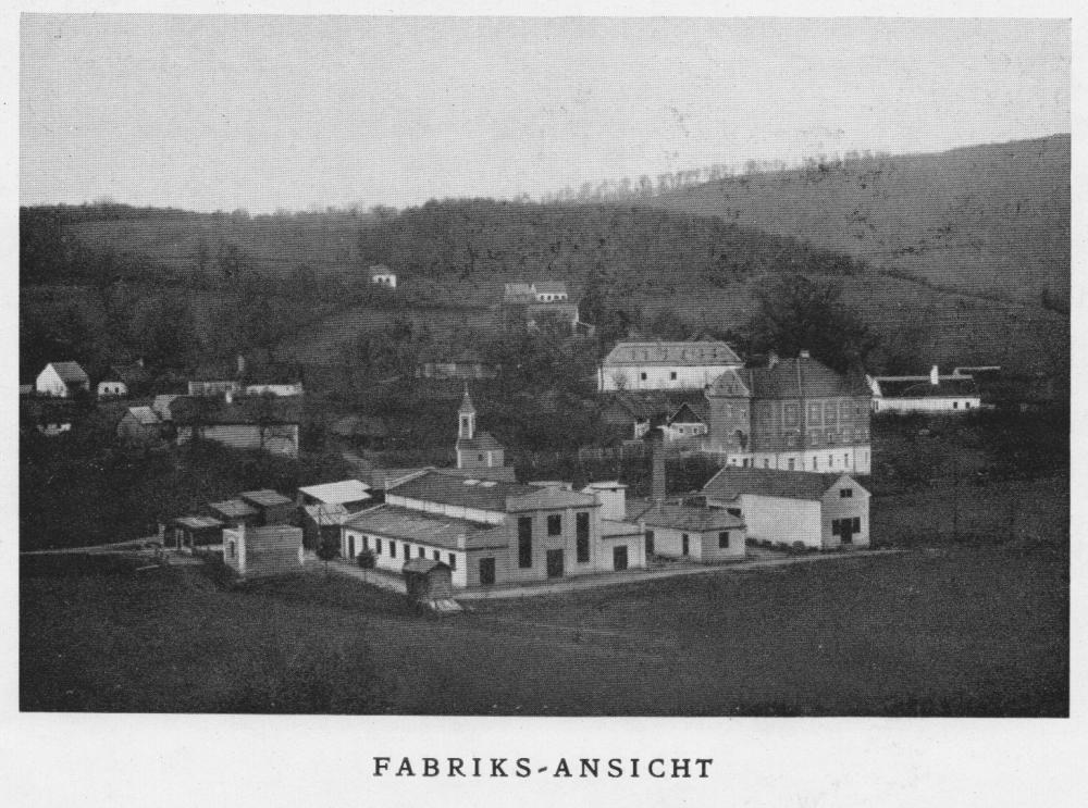 B Op Bgld Holzwarenfabrik Johann Braun Lockenhaus 1932