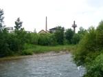 Ansicht mit Fluss