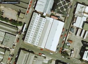 (c) Google Earth, 2003 > vor dem (optischen) Niedergang...