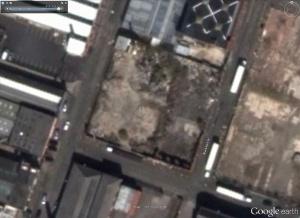 (c) Google Earth, 2013 > kurz vor Entfernung des Schlots