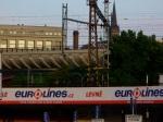 beim Busbahnhof Florenc