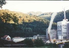 Schlotsprengung 1997