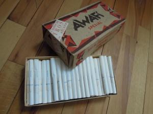"""Zigarettenhülsen """"AWAFI"""""""
