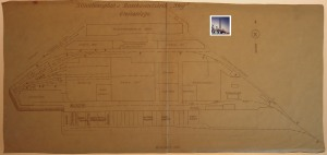 Werksplan um 1930.Copyright schlot.at - Archiv (2012)
