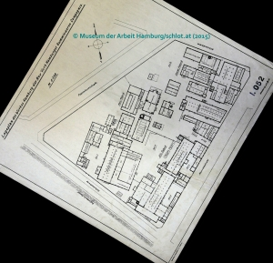 Lageplan NYH 09-12-1932 MAA 2008-010-001