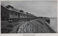 Freudenauer Winterhafen, Aus: Das neue Wien, Städtewerk, Band 4, 1928, Seite 171