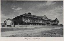 Kühllagerhaus Engerthstrasse, Aus: Das neue Wien, Städtewerk, Band 4, 1928, Seite 172