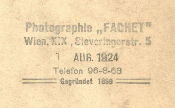 Rückseitiger Fotografenstempel, Eigentum: schlot.at-Archiv