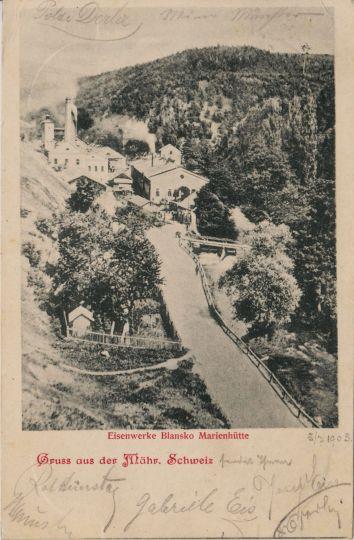 1903Korrespondenzkarte_Vorderseite_1500300